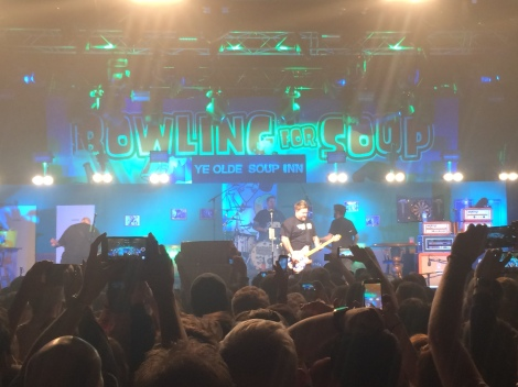 Bowling For Soups Ye Olde Soup Inn Live At Manchester Academy