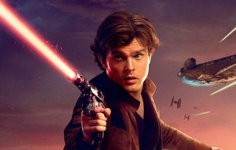 Alden Ehrenreich in Solo: A Star Wars Story Credit: Disney/Press Read
